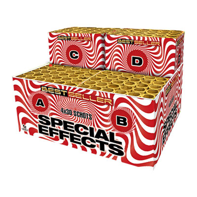 Special Effects Display-Box