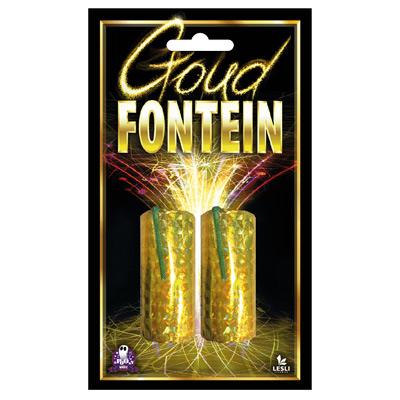 Goud Fontein p/2 Cat-1