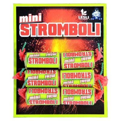 Mini Stromboli p/6 Cat-1