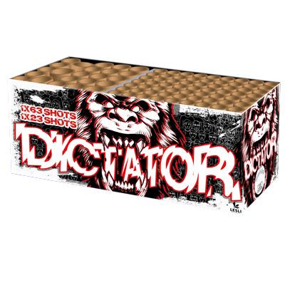 Dictator Display Box UITVERKOOP