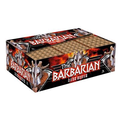 The Barbarian Display Box UITVERKOOP