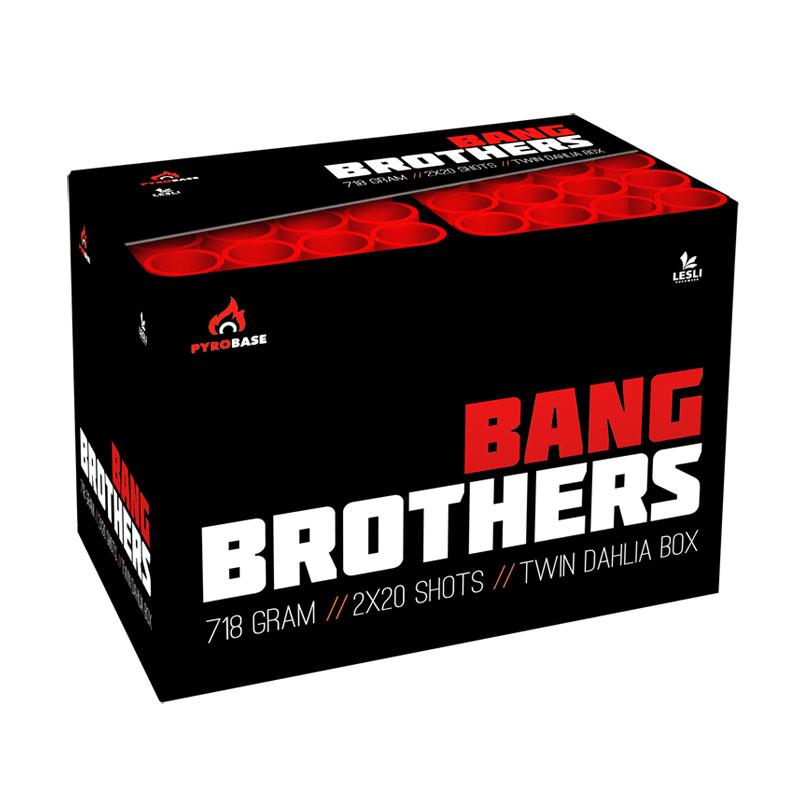 Bang Brothers Display-Box UITVERKOOP