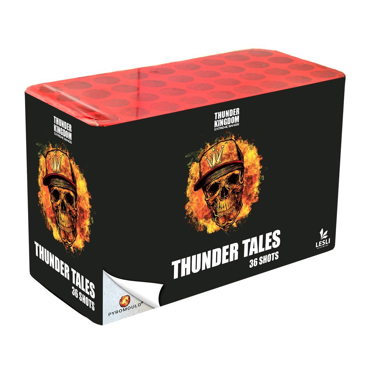Thunder Tales 1+1