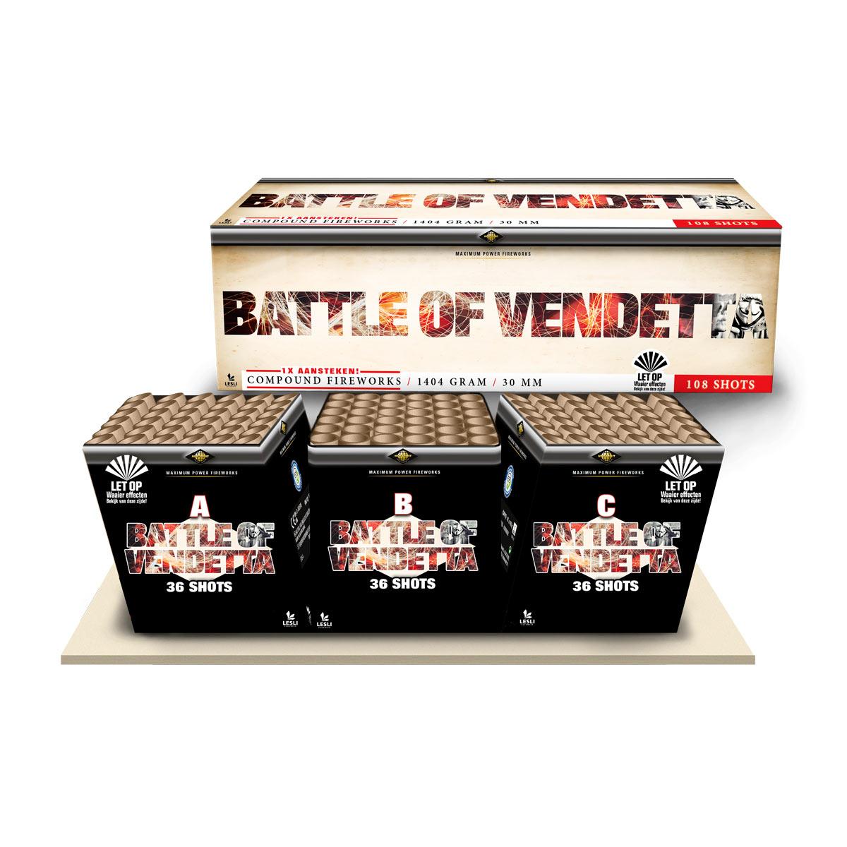 Battle of Vendetta Compound