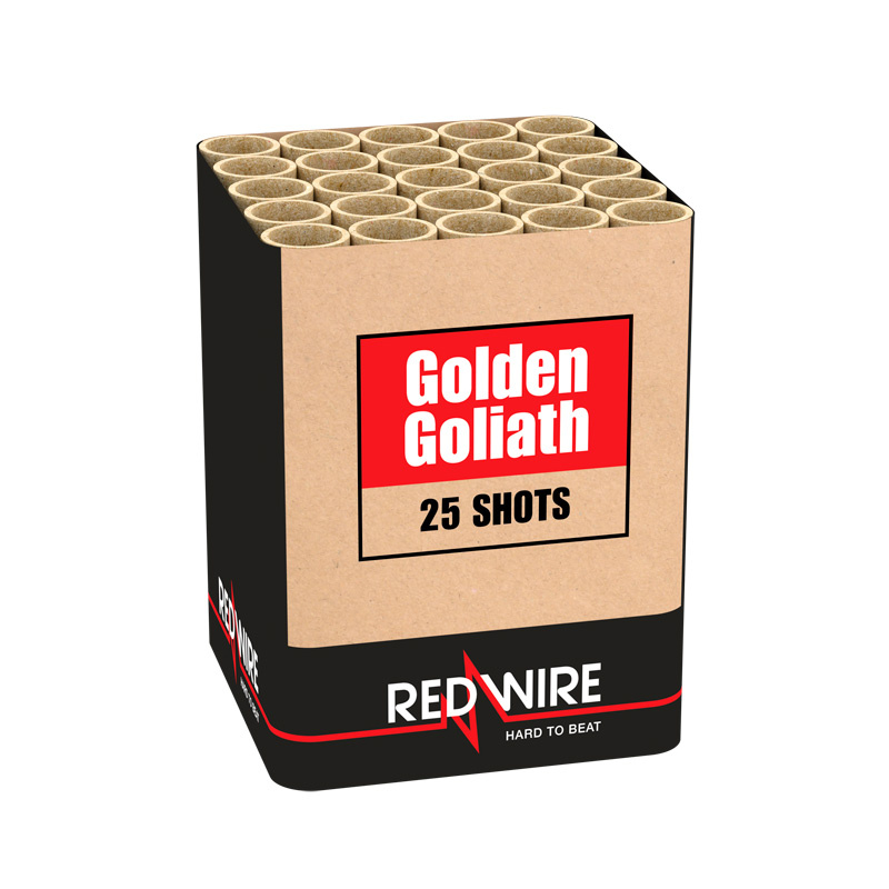 Golden Goliath