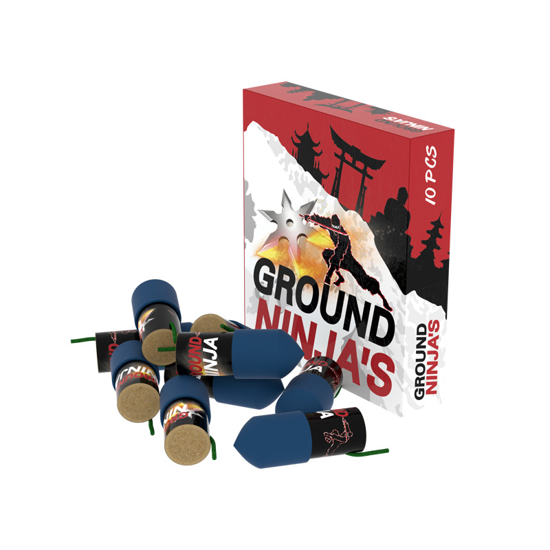 Ground Ninja's p/10 Cat-1