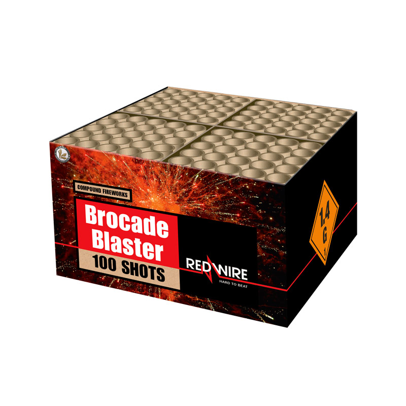Brocade Blaster Compound