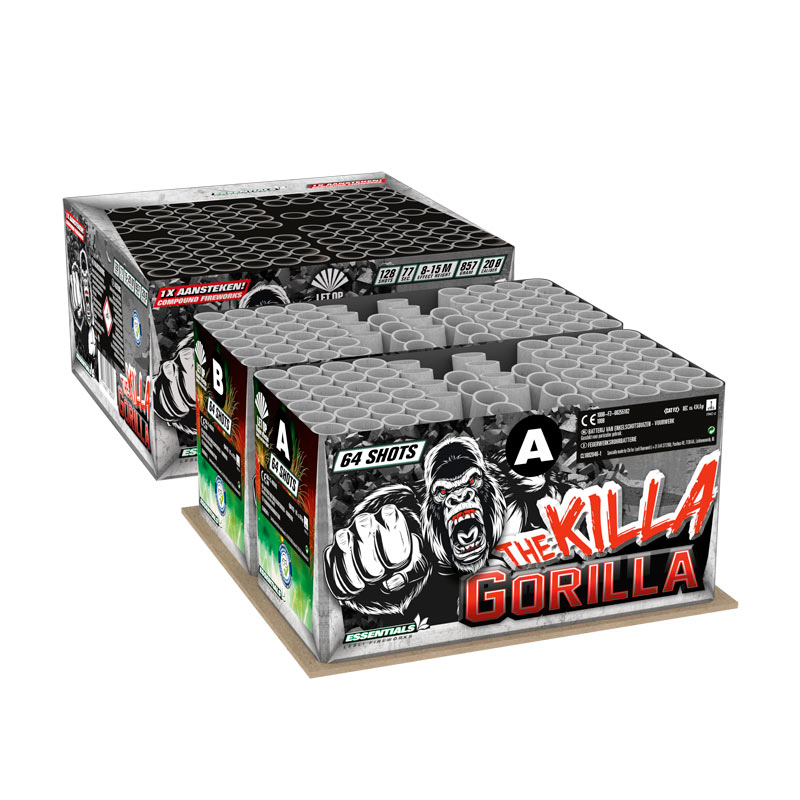 The Killa Gorilla Compound