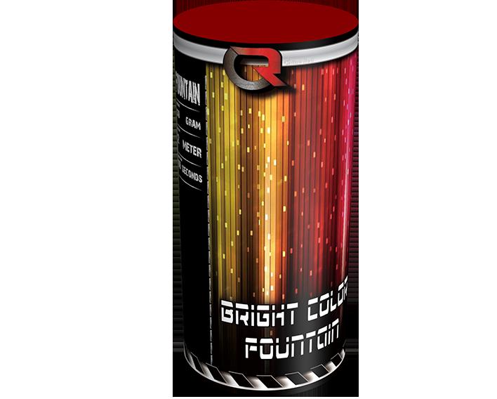 Bright Color Fontein