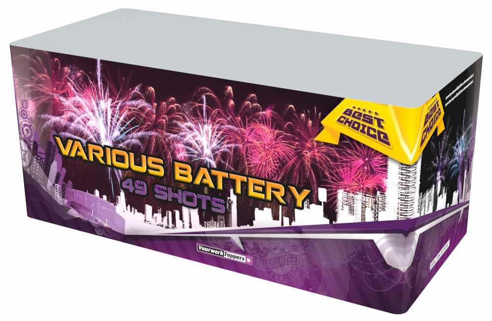Various Battery