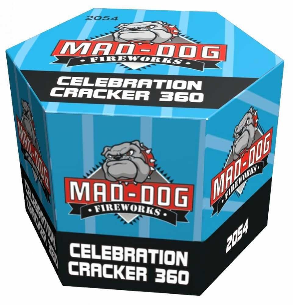 Celebration Cracker 360 schots