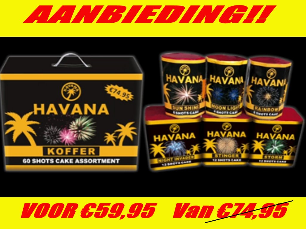 HAVANA KOFFER