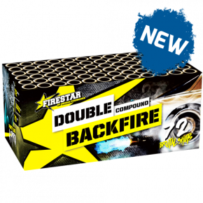 Doucle Backfire 72'S