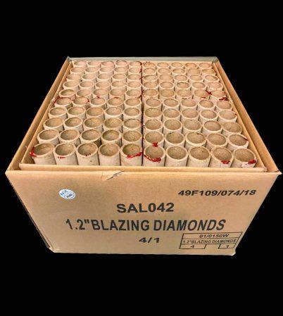 100 shots COMPOUND blazing diamond
