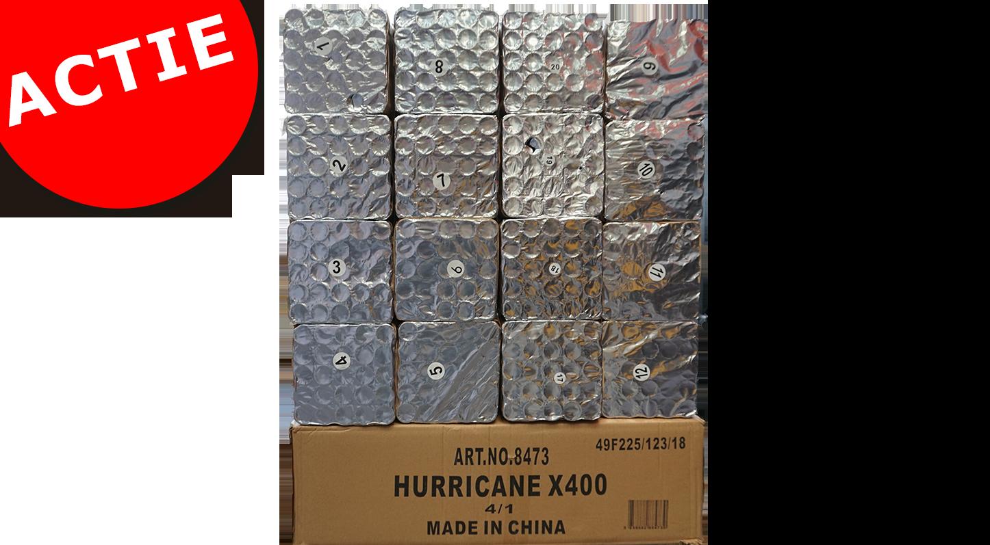 Hurricane 400s