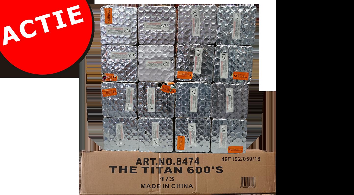 The Titan 600s