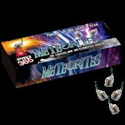 METEORITES 20 angstaanjagende knetterblokken voor eindeloos plezier.