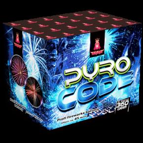 PYRO CODE Jij kraakt de Pyro Code! blok met diverse schietrichtingen. 31 schoten die zijn weerga niet kennen!