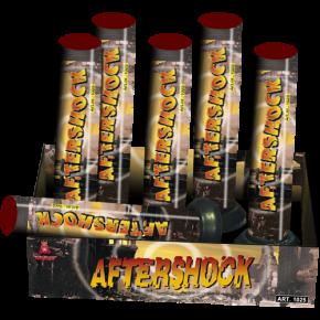 AFTERSHOCK XL 6 woeste mortieren met keiharde knal!