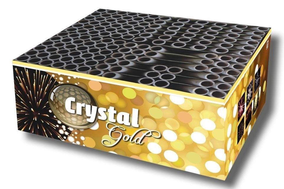 Big Gold Crystal