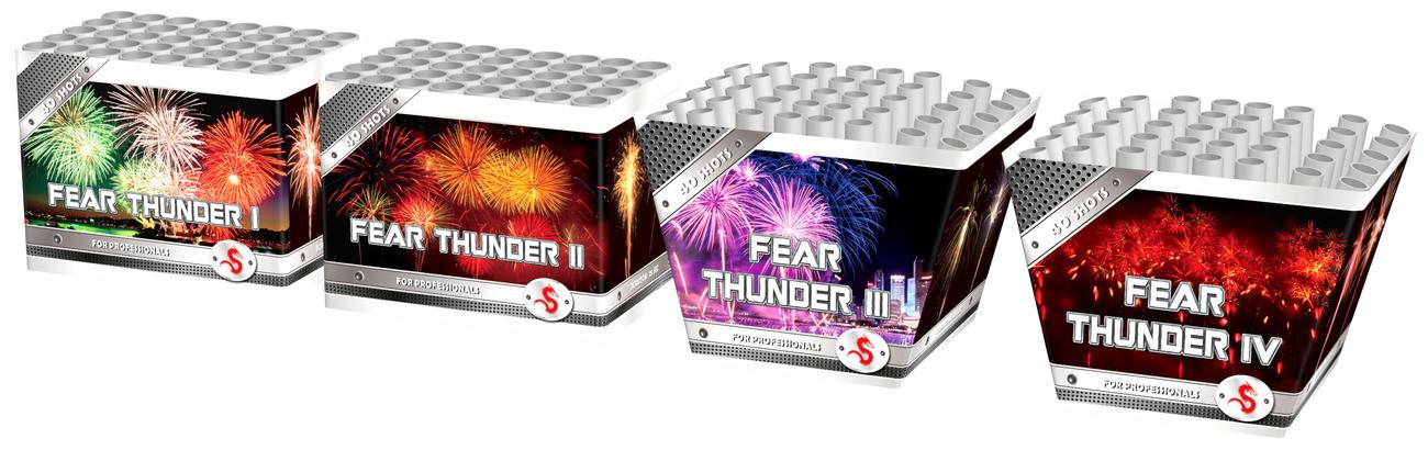Fear Thunder Siercake