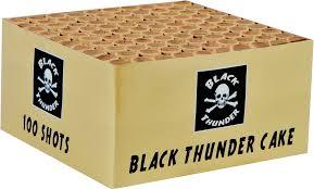 Black Thunder cake 100