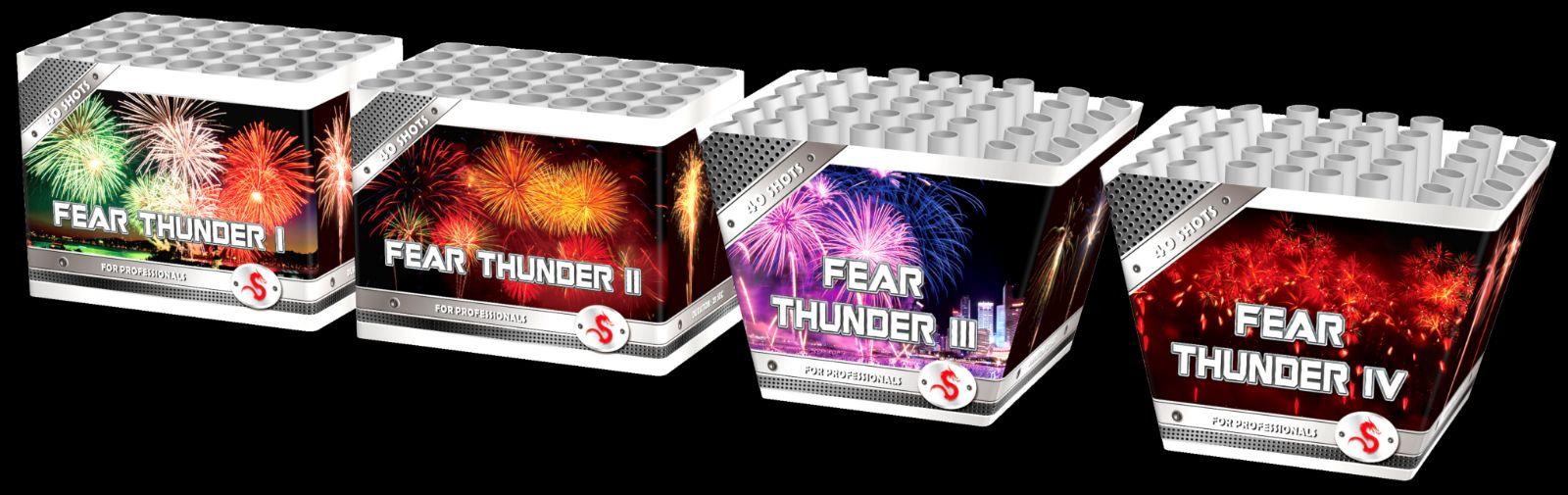 Fear Thunder