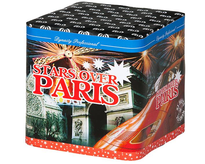 Stars over Paris