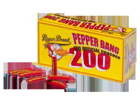 Wolf Cracker / Pepper Bang