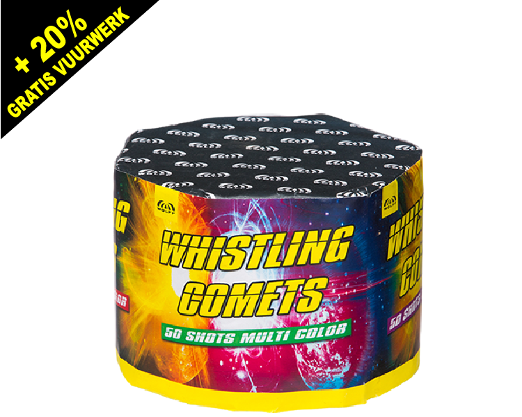 Whisling Comets