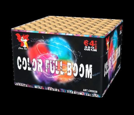 colour full boom (64 Shots Salute