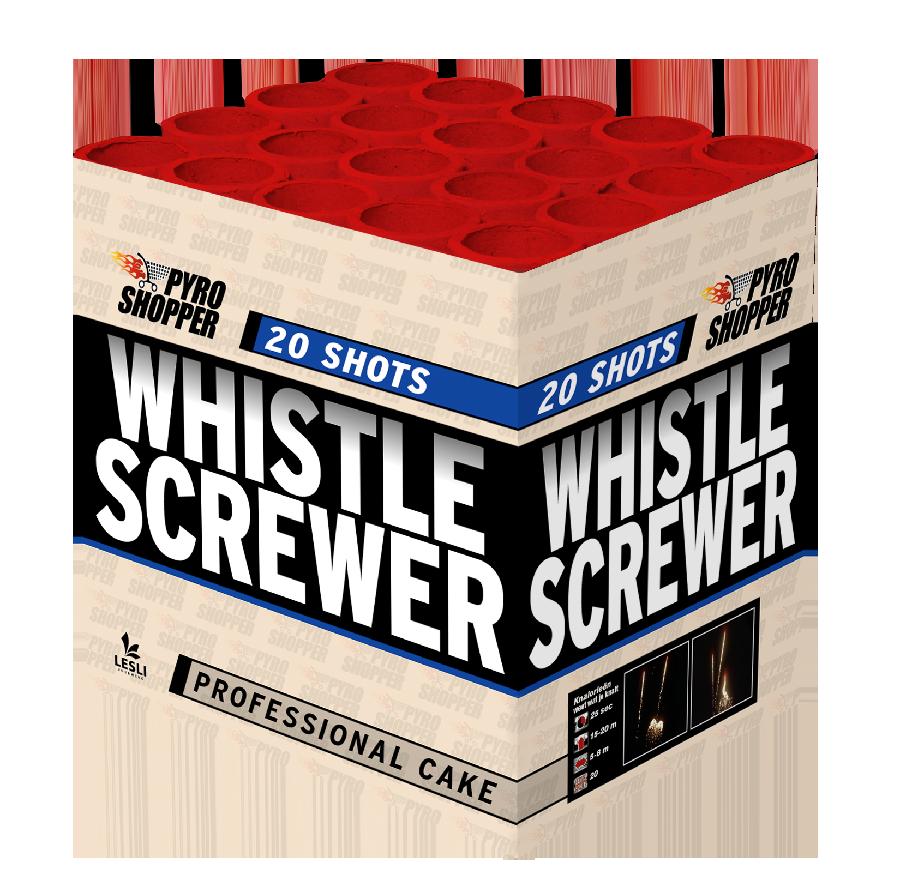 Whistle screwer *NIEUW*