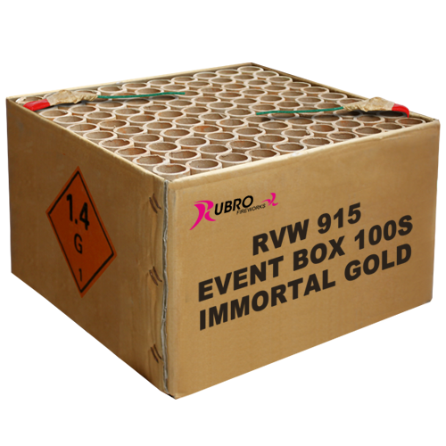 Eventbox Immortal Gold