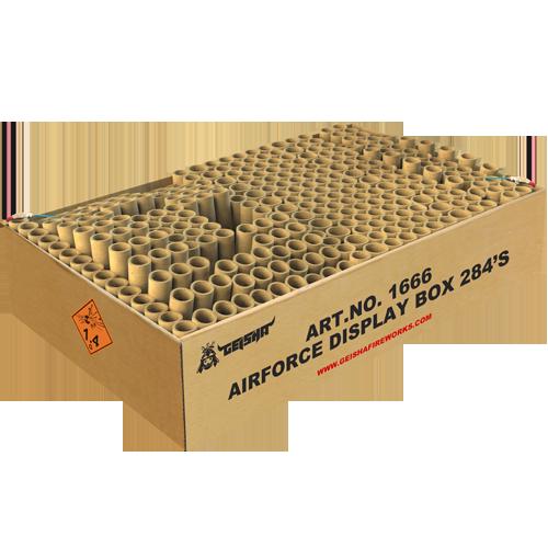 Airforce Display Box