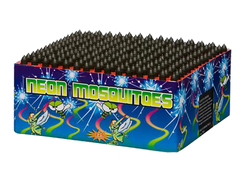 Neon Mosquitoes