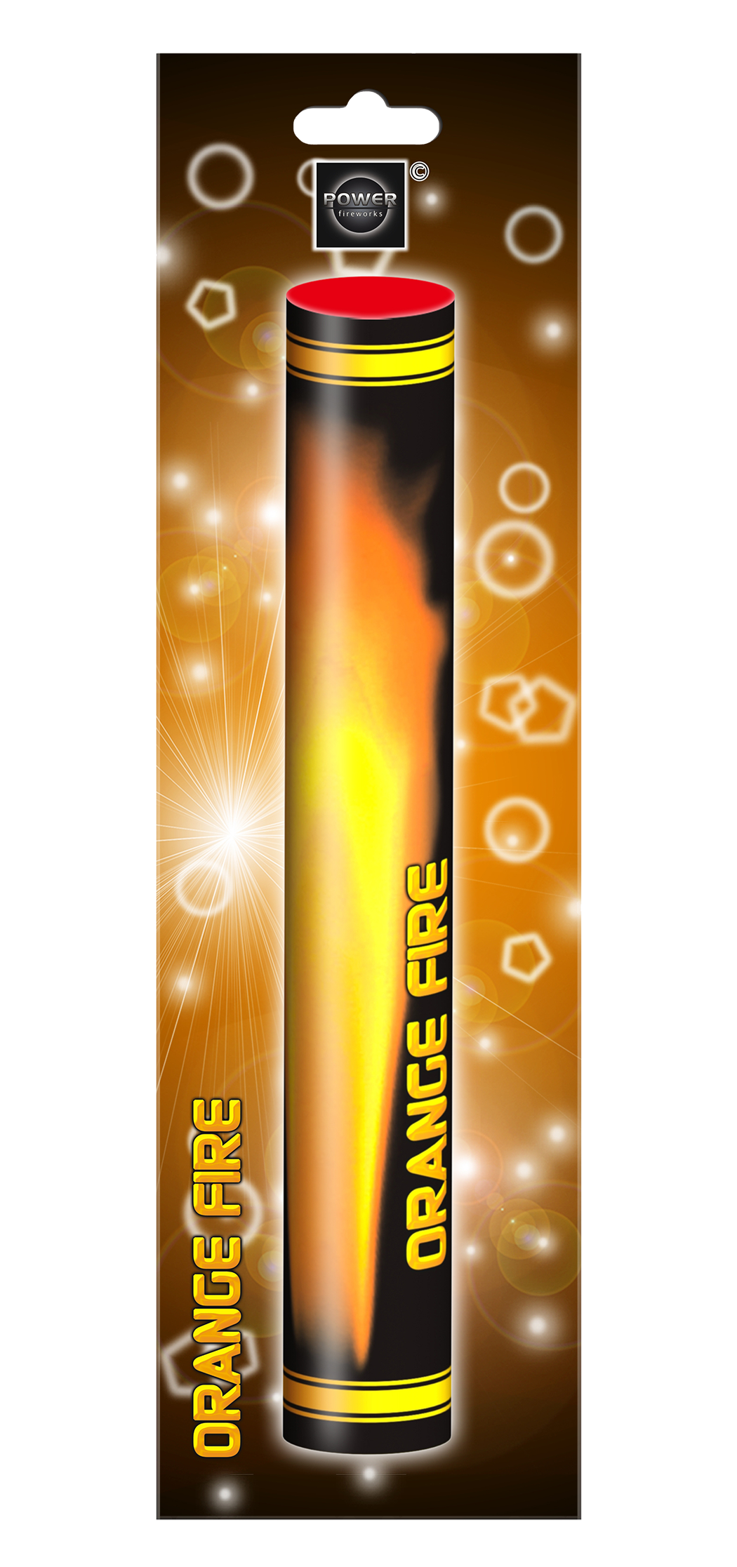 Bengaals vuur (Geel)
