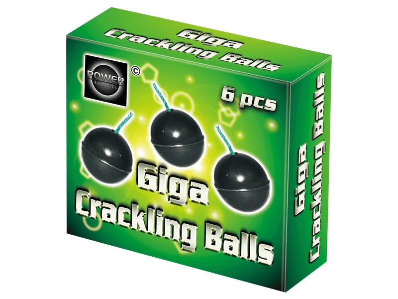 Giga Crackling Balls