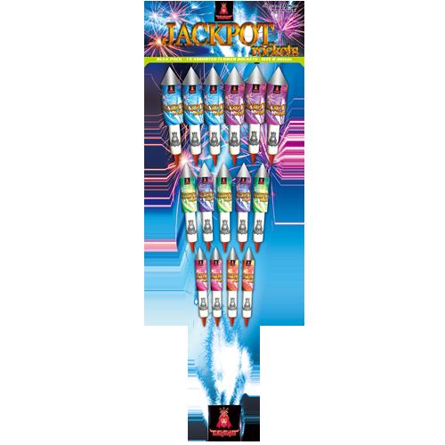 Jackpot Rockets