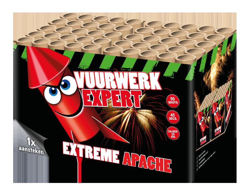 Extreme Apache 50's