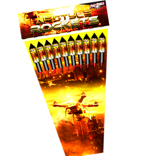 Airstyle Rockets