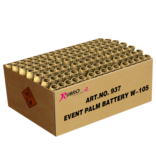EVENT PALM BATTERY W-105