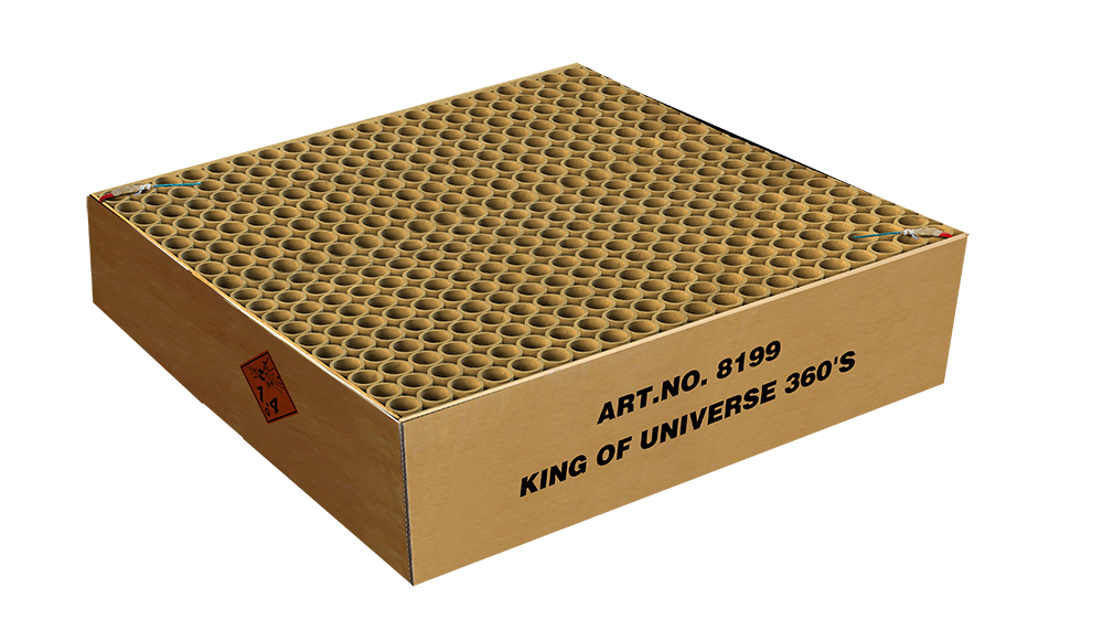 KING OF UNIVERSE 360 SHOTS