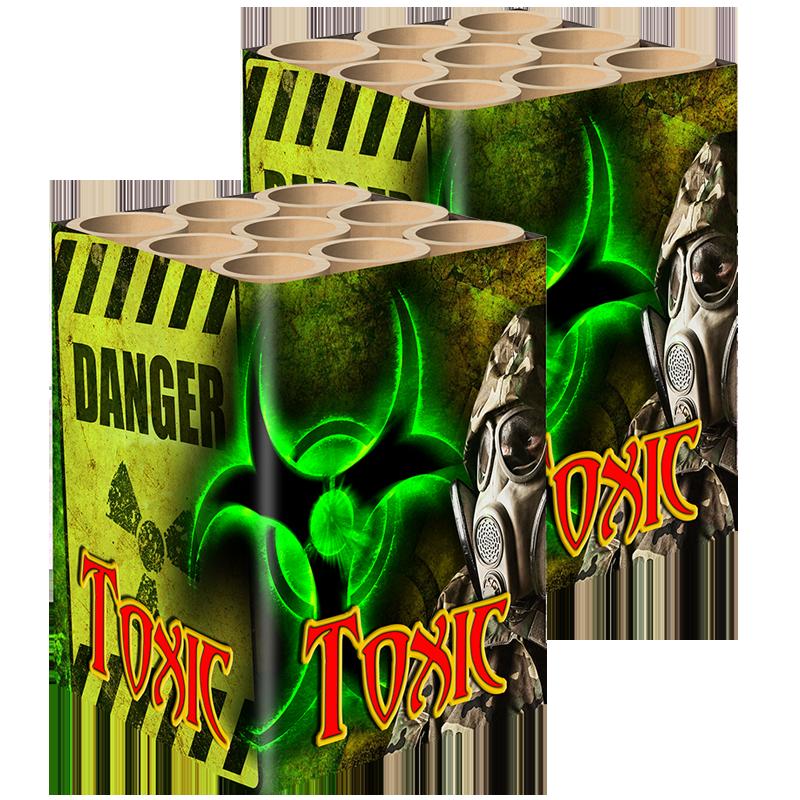 Toxic (1+1 GRATIS)