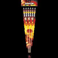 Boomerang Rockets
