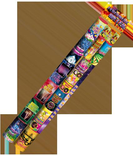 Feuerwerk Meter