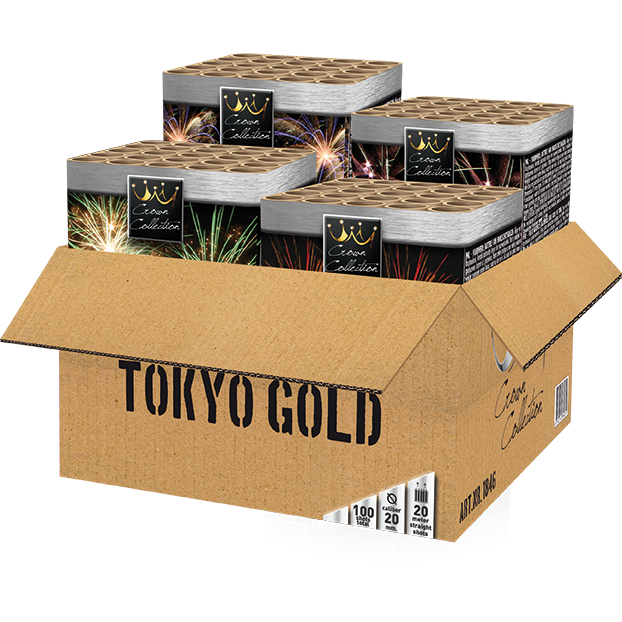 TOKYO GOLD BOX