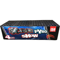 Exclusive pyro show