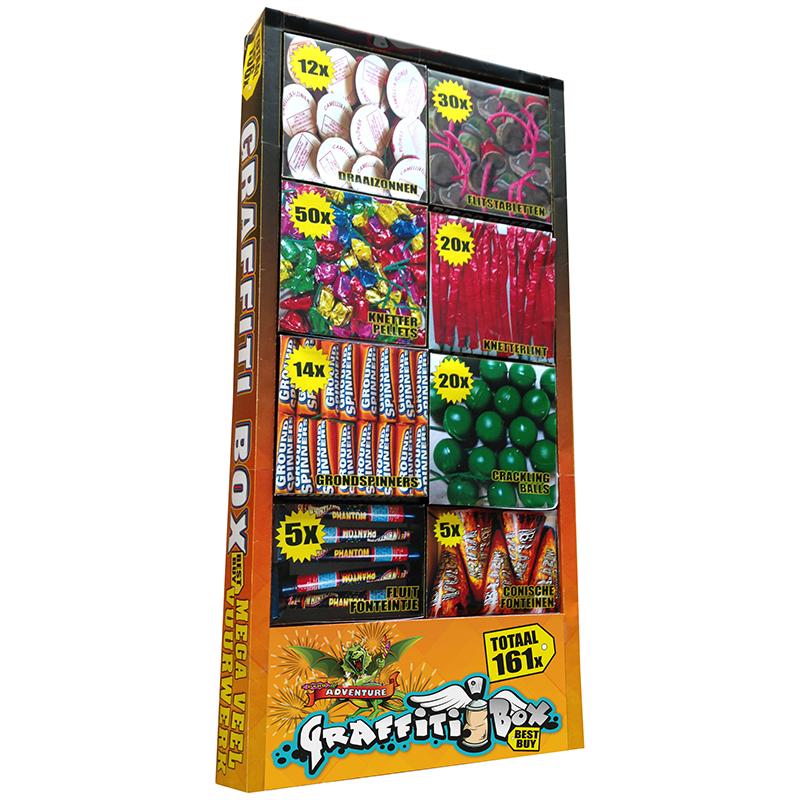 Graffiti Box CAT-1