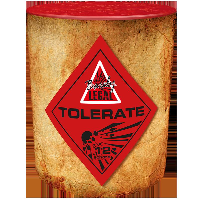 BL tolerate