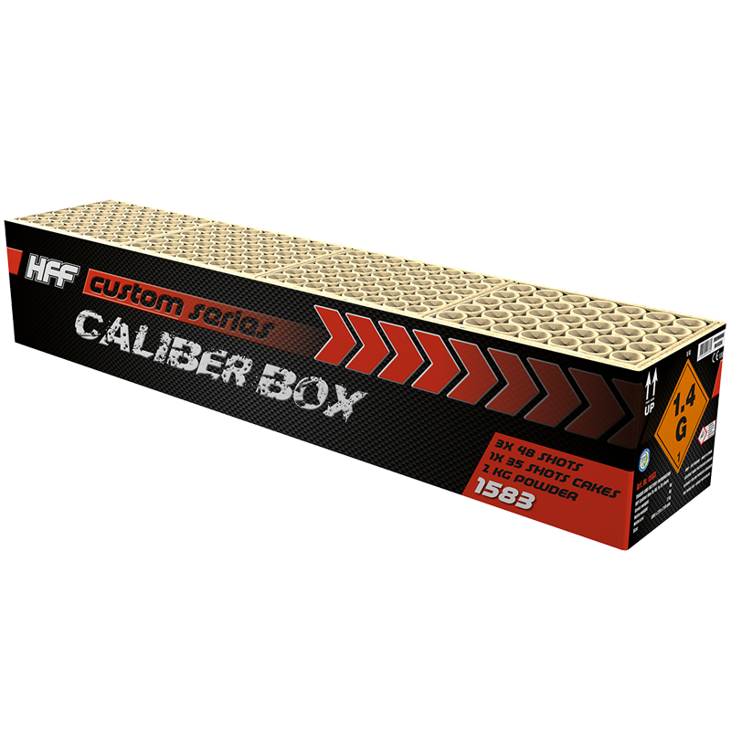 HFF caliber box